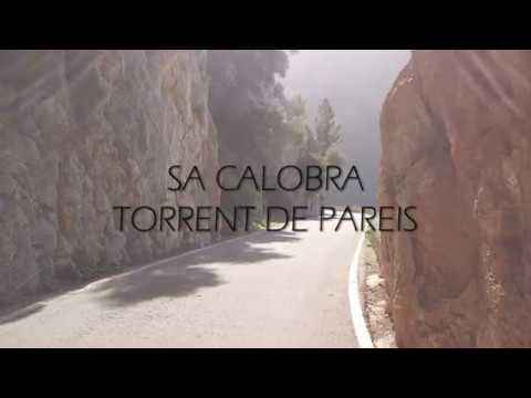 Sa Calobra y el Torrent de Pareis..Mallorca
