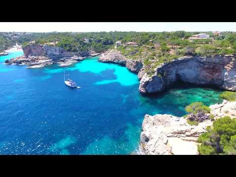 Mallorca 2018 Mirador es Pontas Cala des Macs Playa Llombards