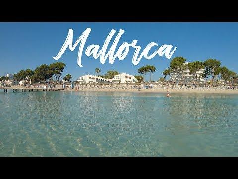 Mallorca Alcudia Playa de Muro (morning in paradise) - Gopro Hero7 (4k60fps)