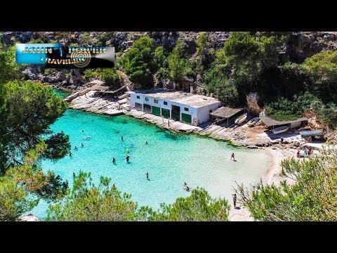 Cala Pi Mallorca beach beautiful 4K Resolution Holiday Part 16