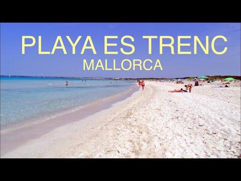 Playa Es Trenc , Ses Covetes , Mallorca HD
