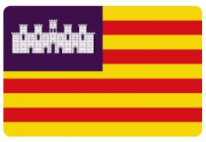drapeau de majorque